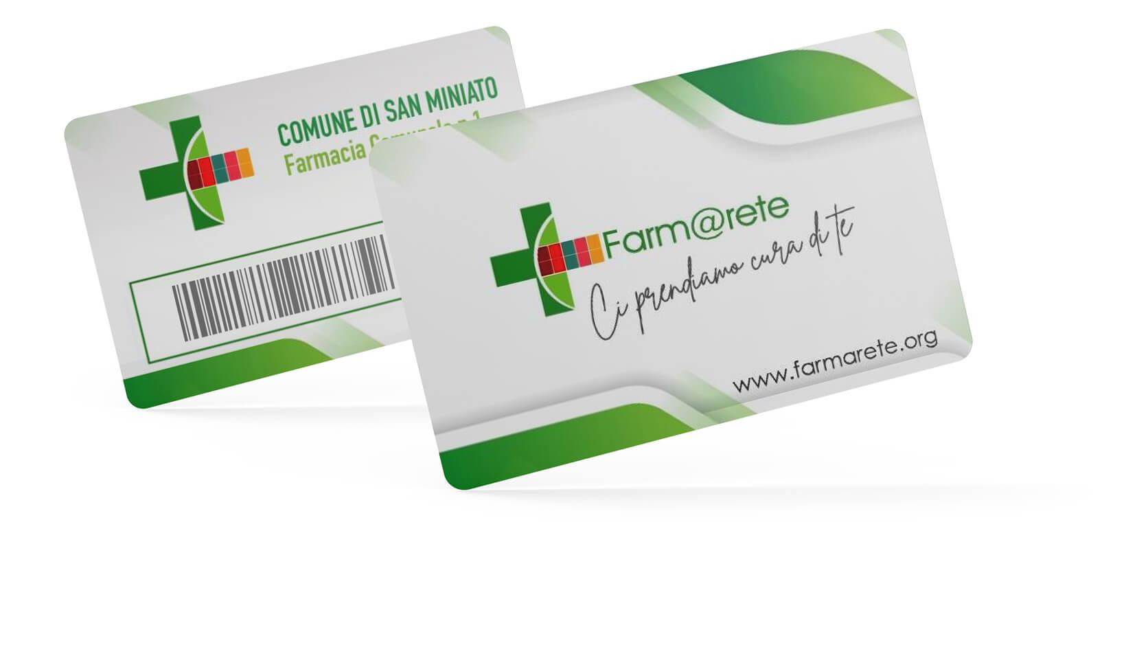 Farmarete fidelity-card