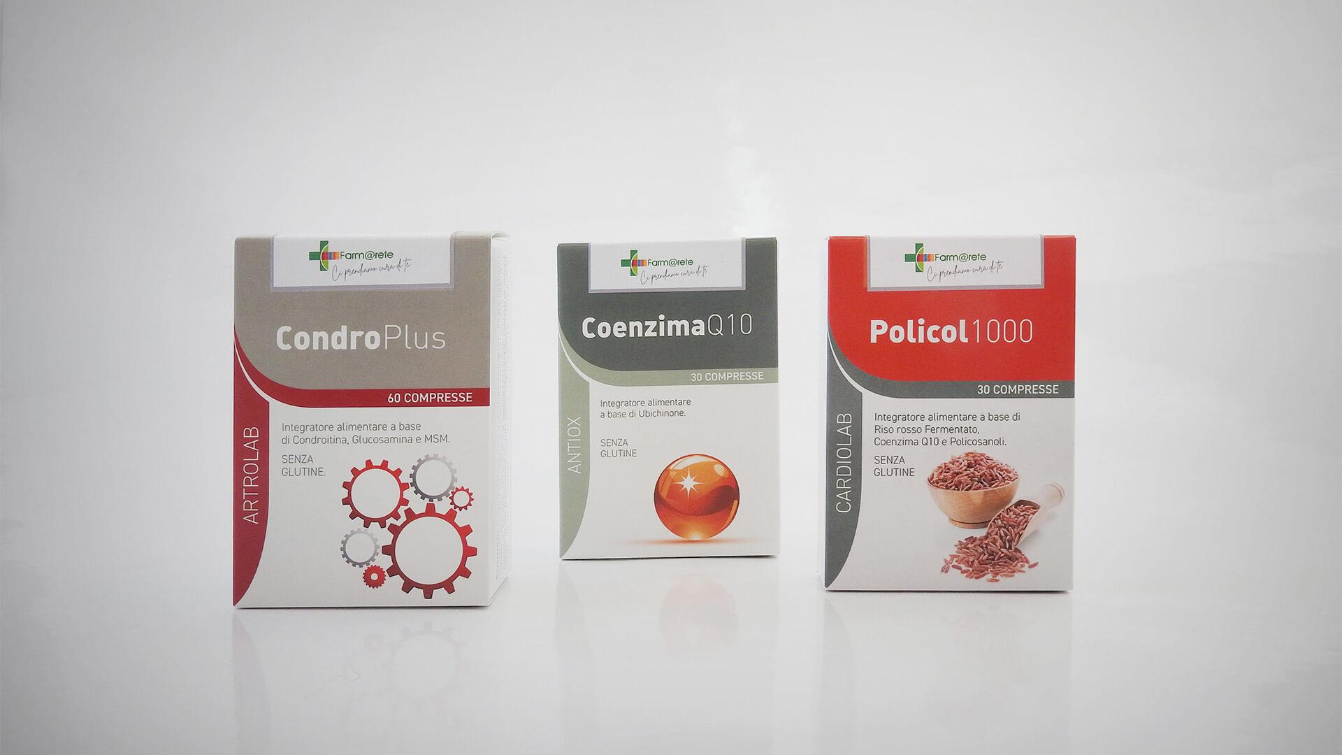 Farmarete prodotto